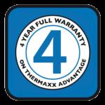 Thermaxx Advantage Warranty