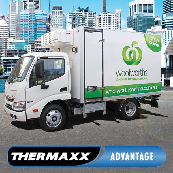4 year warranty on Thermaxx Advantage