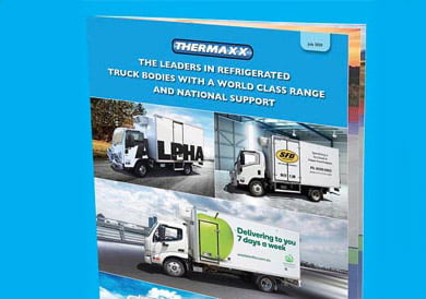 Thermaxx refrigerated truck bodies 2020 brochure